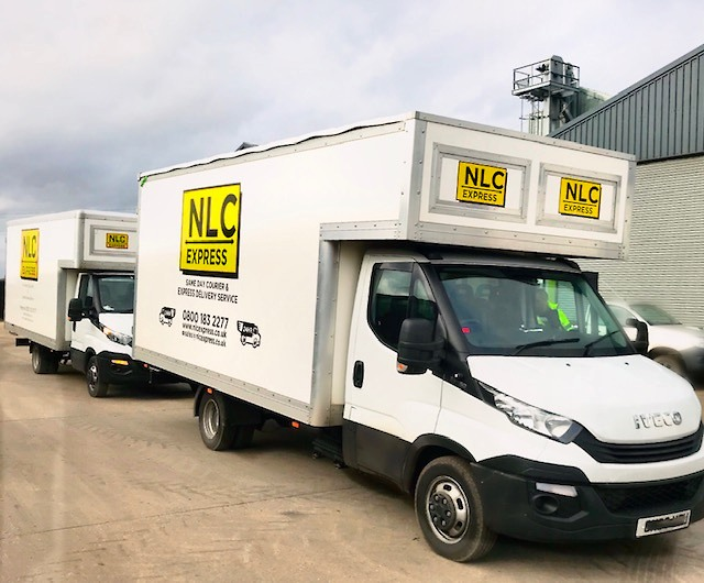 NLC Express CurtainSide