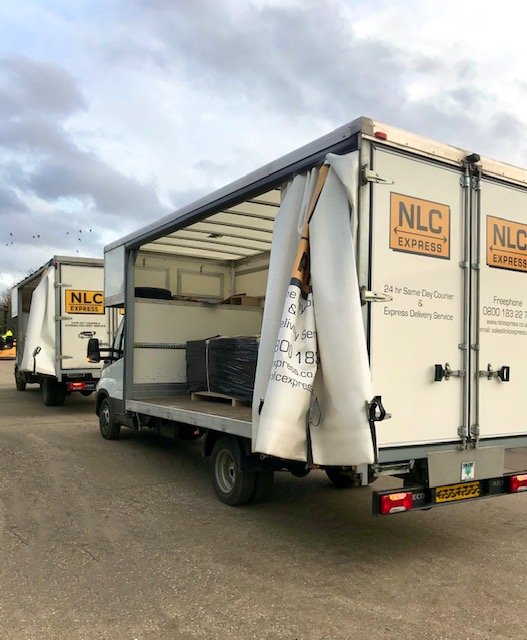 NLC Express Curtain Sider